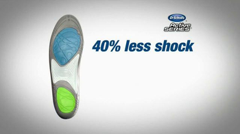 Dr. Scholl's Active Series TV Spot, 'Missed Workouts' - Thumbnail 7
