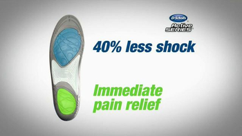 Dr. Scholl's Active Series TV Spot, 'Missed Workouts' - Thumbnail 8