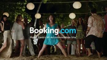 Booking.com TV Spot, 'Dance Floor' - 1342 commercial airings