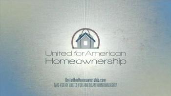 United for Homeownership TV Spot - Thumbnail 5