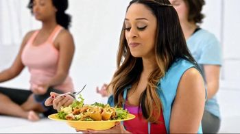 Zaxby's TV Spot, 'Yoga Zensation' Featuring Tia Mowry