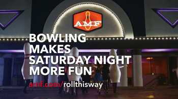 AMF Bowling Centers TV Spot, 'Saturday Nights'