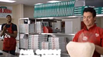 Papa John's Sweet Chili Chicken Pizza TV Spot Featuring Paul George - Thumbnail 1