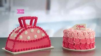 Baskin-Robbins Mother's Day Cake TV Spot