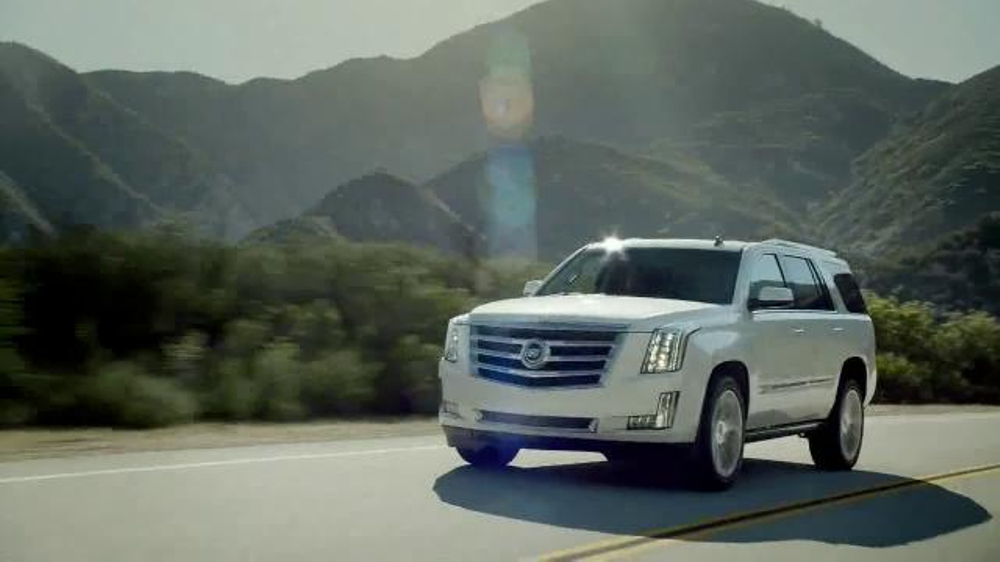 Cadillac Escalade TV Commercial, 'Evolution of Indulgence' Song by David Bowie - iSpot.tv