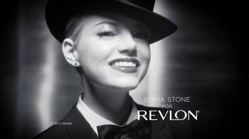 Revlon Bold Lacquer TV Spot Featuring Emma Stone - Thumbnail 2