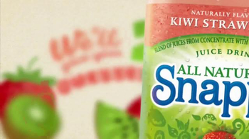 Snapple Kiwi Strawberry TV Spot, 'What's in Our Snapple?' - Thumbnail 8