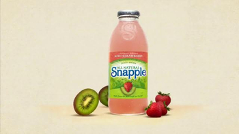 Snapple Kiwi Strawberry TV Spot, 'What's in Our Snapple?' - Thumbnail 9