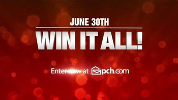 Publishers Clearing House TV Spot, 'Win it All'