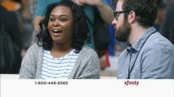 Xfinity X1 Triple Play TV Spot, 'Real People Test' - 5075 commercial airings