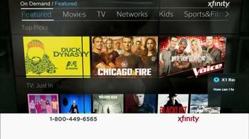 Xfinity X1 Triple Play TV Spot, 'Real People Test' - Thumbnail 3