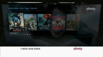 Xfinity X1 Triple Play TV Spot, 'Real People Test' - Thumbnail 4