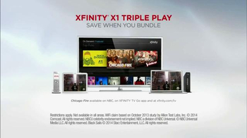 Xfinity X1 Triple Play TV Spot, 'Real People Test' - Thumbnail 7