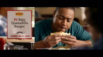 Denny's Baja Quesadilla Burger TV Spot - Thumbnail 1