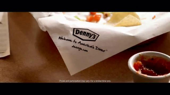 Denny's Baja Quesadilla Burger TV Spot - Thumbnail 10