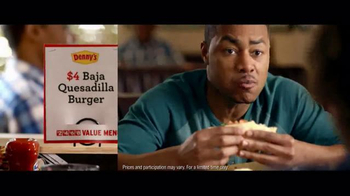 Denny's Baja Quesadilla Burger TV Spot - Thumbnail 2
