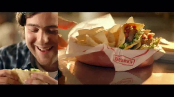 Denny's Baja Quesadilla Burger TV Spot