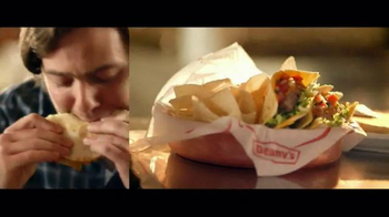 Denny's Baja Quesadilla Burger TV Spot - Thumbnail 8