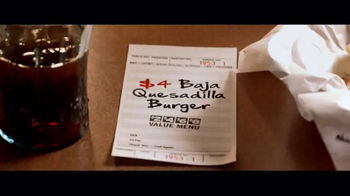 Denny's Baja Quesadilla Burger TV Spot - Thumbnail 9