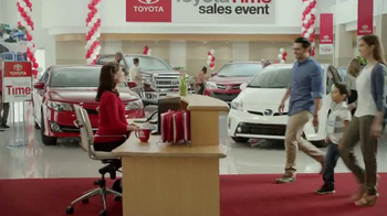 Toyota Time Sales Event TV Spot, 'Spelling Bee' - Thumbnail 1