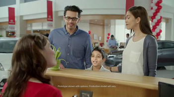 Toyota Time Sales Event TV Spot, 'Spelling Bee' - Thumbnail 3