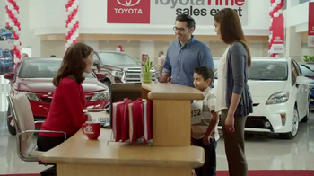 Toyota Time Sales Event TV Spot, 'Spelling Bee' - Thumbnail 5