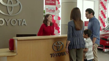 Toyota Time Sales Event TV Spot, 'Spelling Bee' - Thumbnail 6