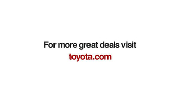Toyota Time Sales Event TV Spot, 'Spelling Bee' - Thumbnail 9