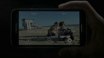 Samsung Galaxy S5 TV Spot, 'Meet the Next Big Thing' - Thumbnail 4