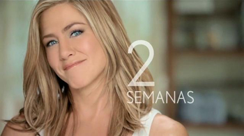 Aveeno Positively Radiant TV Spot Con Jennifer Aniston [Spanish] - Thumbnail 6