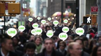 Line App TV Spot - Thumbnail 8