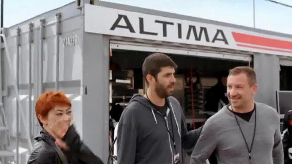 2014 Nissan Altima TV Commercial, 'Ride of Your Life ...