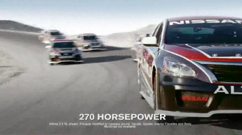2014 Nissan Altima TV Spot, 'Ride of Your Life' - Thumbnail 3