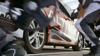 2014 Nissan Altima TV Spot, 'Ride of Your Life' - Thumbnail 4