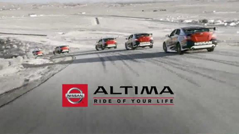 2014 Nissan Altima TV Spot, 'Ride of Your Life' - Thumbnail 8