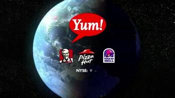 Yum! Brands TV Spot, 'Yum! Worldwide'