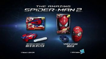 The Amazing Spider-Man 2 Mask and Web Blaster TV Spot, 'Gear Up' - Thumbnail 10