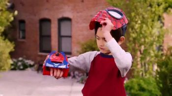 The Amazing Spider-Man 2 Mask and Web Blaster TV Spot, 'Gear Up' - Thumbnail 8