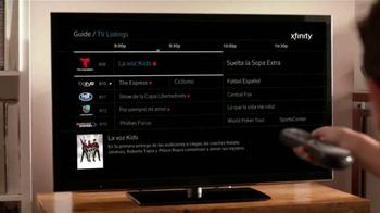 XFINITY X1 Entertainment Operating System TV Spot, 'Rivalidad' [Spanish] - Thumbnail 6