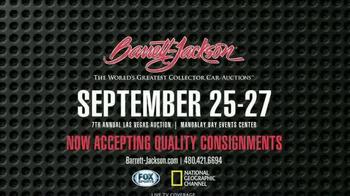 Barrett-Jackson 7th Annual Las Vegas Auction TV Spot - Thumbnail 4