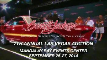 Barrett-Jackson 7th Annual Las Vegas Auction TV Spot - Thumbnail 1