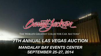 Barrett-Jackson 7th Annual Las Vegas Auction TV Spot - Thumbnail 3