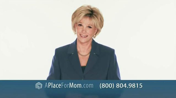 A Place For Mom TV Spot, 'Find the Right Place Fast' - Thumbnail 1