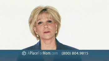 A Place For Mom TV Spot, 'Find the Right Place Fast' - Thumbnail 2
