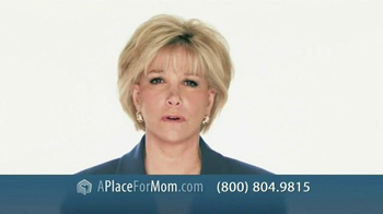 A Place For Mom TV Spot, 'Find the Right Place Fast' - Thumbnail 3