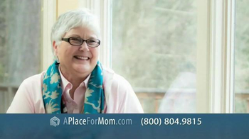 A Place For Mom TV Spot, 'Find the Right Place Fast' - Thumbnail 5
