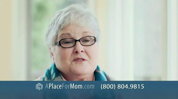 A Place For Mom TV Spot, 'Find the Right Place Fast' - Thumbnail 6