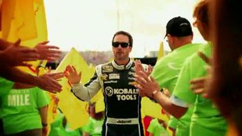 NASCAR.com Fantasy Live TV Spot, 'Rumble in Fontanta' - Thumbnail 1