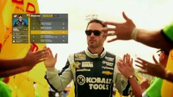 NASCAR.com Fantasy Live TV Spot, 'Rumble in Fontanta' - Thumbnail 2