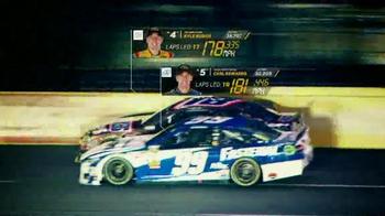 NASCAR.com Fantasy Live TV Spot, 'Rumble in Fontanta' - Thumbnail 3